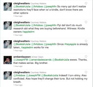 2nd oldest set of tweets